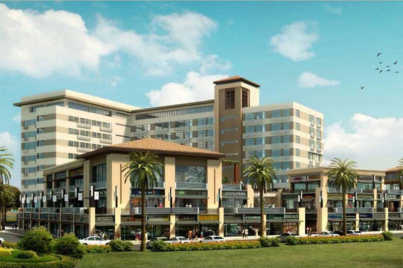 Emaar Commercial Projects in Gurgaon